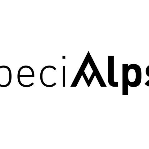 speciAlps. Vergrösserte Ansicht