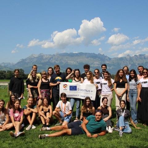 Alps2030 Treffen in LI c Veronika Hribernik CIPRA(2). Vergrösserte Ansicht