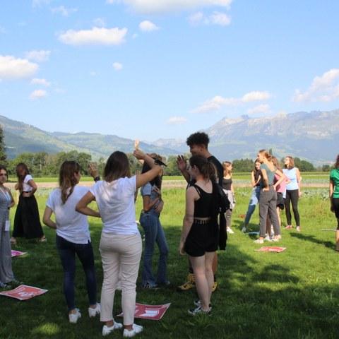 SDG Workshop Alps2030 cVeronika Hribernik CIPRA(3). Vergrösserte Ansicht