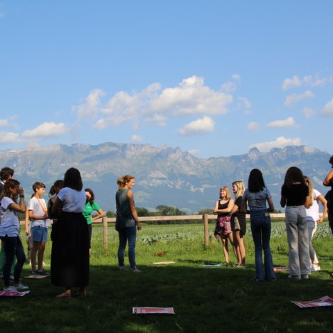 SDG Workshop Alps2030 cVeronika Hribernik CIPRA(4). Vergrösserte Ansicht