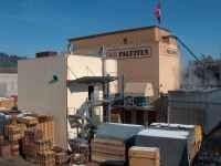 Pelletsfabrikationsanlage