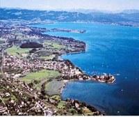 Bodensee Luftaufnahme