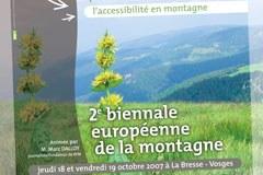 2. Europäische Bergbiennale
