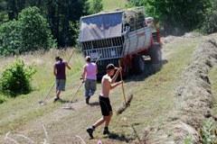 Förderung der Berglandwirtschaft in Sicht