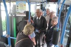Die Benützung des Regiobus war am 20. Juni auf dem ganzen Herisauer Netz gratis.