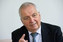 Klaus Töpfer: «Ohne die CIPRA wäre es sicherlich nicht zur Alpenkonvention gekommen.»