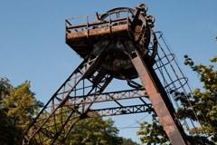 Idrija: Industrielles Erbe