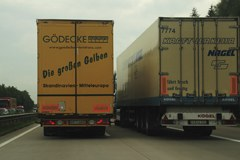 Verkehr in den Alpen