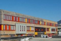 Sonthofen, saniertes Gymnasium