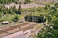 Verkehr Gotthard-Tunnel