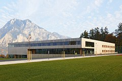Agrarbildungszentrum Salzkammergut - Erster Preis Constructive Alps