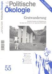 Politische ökologie - Gratwanderung