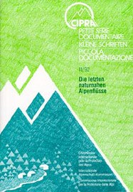 CIPRA Kleine Schriften 11/92 Alpenflüsse deutsch