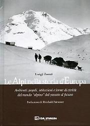Die Alpen in der Geschichte Europas (Le Alpi nella storia d'Europa)