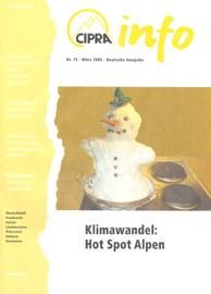 CIPRA Info 75 deutsch