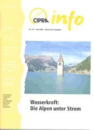CIPRA Info 76 deutsch