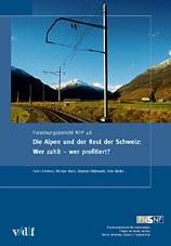 Die Alpen und der Rest der Schweiz