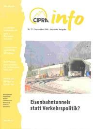 CIPRA Info 77 deutsch