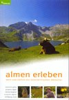 "Buchcover ""almen erleben"""