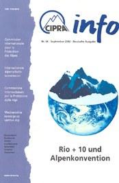 CIPRA Info 66 deutsch