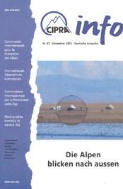 CIPRA Info 67 deutsch