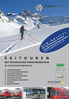 Skitouren Innsbruck