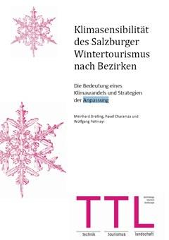 Klimasensibilität des Salzburger Wintertourismus