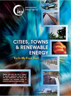Cities, Towns and Renewable Energy