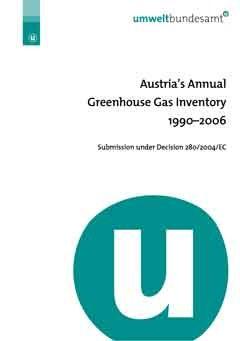 Austria's Annual Greenhouse Gas Inventory