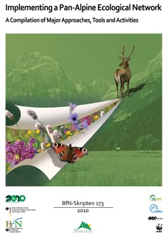 Implementing a Pan-Alpine Ecological Network