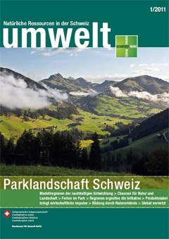 Parklandschaft Schweiz