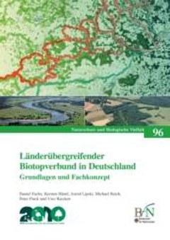 Länderübergreifender Biotopverbund in Deutschland