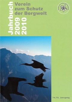 Jahrbuch Verein zum Schutz der Bergwelt