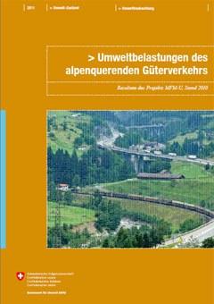 Umweltbelastungen des alpenquerenden Güterverkehrs