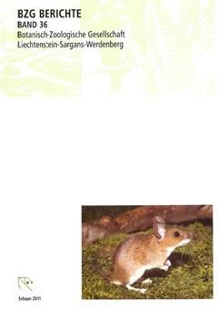 BZG-Berichte Band 36