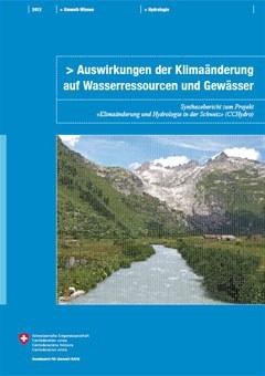 Auswirkungen der Klimaänderung auf Wasserressourcen und Gewässer