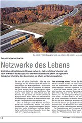 Ökologische Infrastruktur: Netzwerke des Lebens