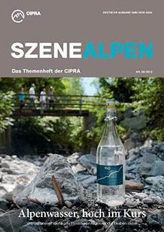 SzeneAlpen Nr. 98 -  Alpenwasser, hoch im Kurs