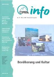 CIPRA Info 71 deutsch