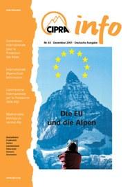 CIPRA Info 63 deutsch