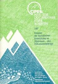 CIPRA Kleine Schriften 1/87