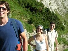 CIPRA Ausflug auf die Staubern 2006