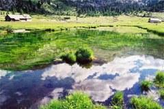 Berggewässer