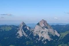 Mythen, Vierwaldstaettersee (CH)