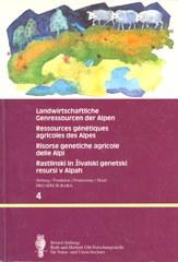 Landwirtschaftliche Genressourcen der Alpen