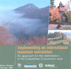 Implementing an international muntain convention
