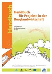 Handbuch für Projekte in der Berglandwirtschaft