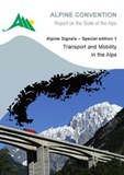 Report of the state of the Alps: Transport and mobility in the Alps
