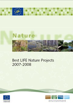 Best LIFE Nature Projects 2007-2008