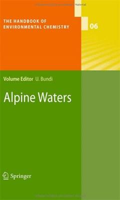 Alpine Waters, The Handbook of Environmental Chemistry